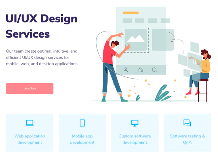 Expert UI / UX